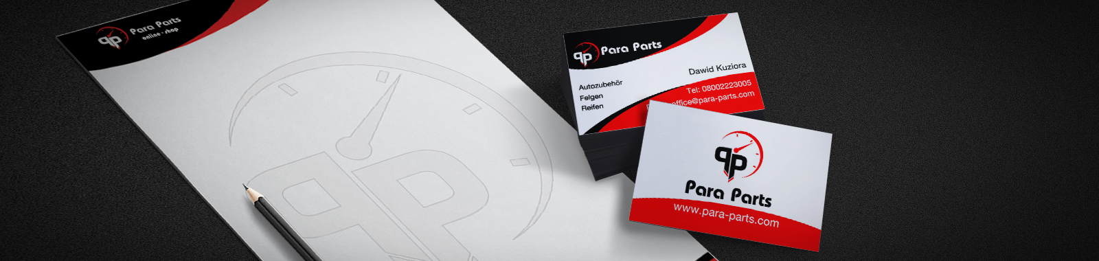 Business cards - Designing and printing of business cards